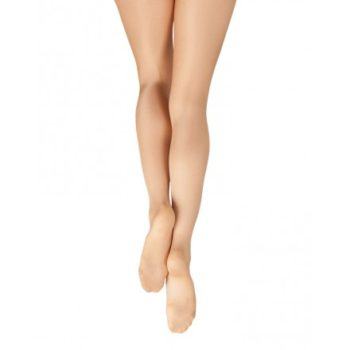 81dbd78169145 Capezio Professional Fishnet Footed Adult Tight 3400